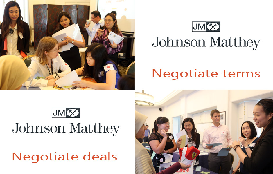 SG Projects -Johnson Matthey