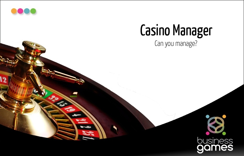 Business Game - Casino Manager